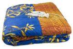 Электрическое одеяло двухрежимное 190x140 см (электроодеяло)
